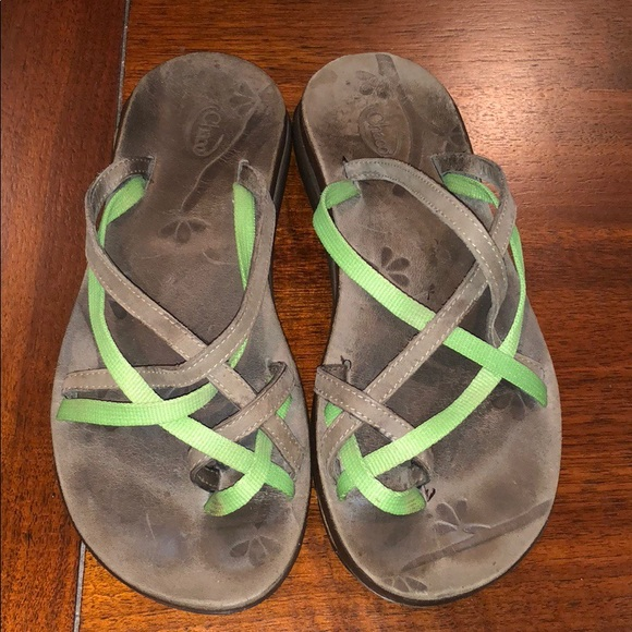 ef13e98b8c85 Chaco Shoes - Chaco Womens Tempest Cloud Strappy Sandal